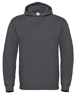 Hooded Sweat Anthracite