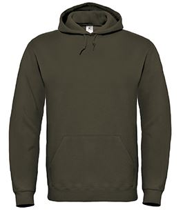 Hooded Sweat Brown