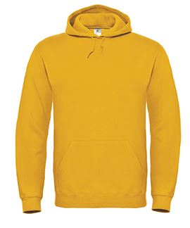 Hooded Sweat Chili gold