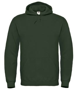Hooded Sweat Forest green