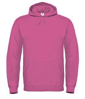 Hooded Sweat Fuchsia
