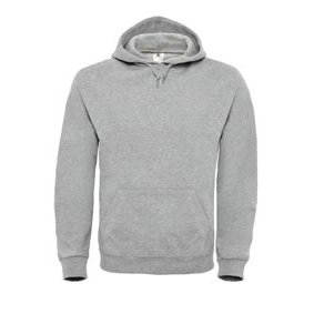 Hooded Sweat Heather grey