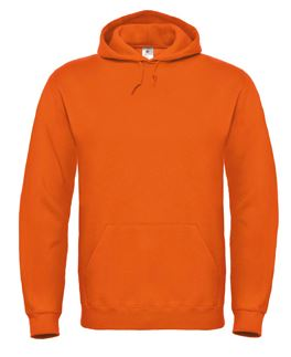 Hooded Sweat Oange