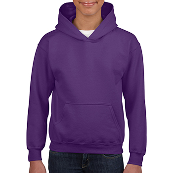 Heavy blend Kid's Hooded Sweatshirt