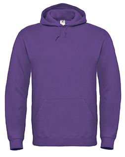 Hooded Sweat Purple