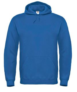 Hooded Sweat Royal blue