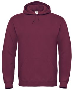 Hooded Sweat Wine